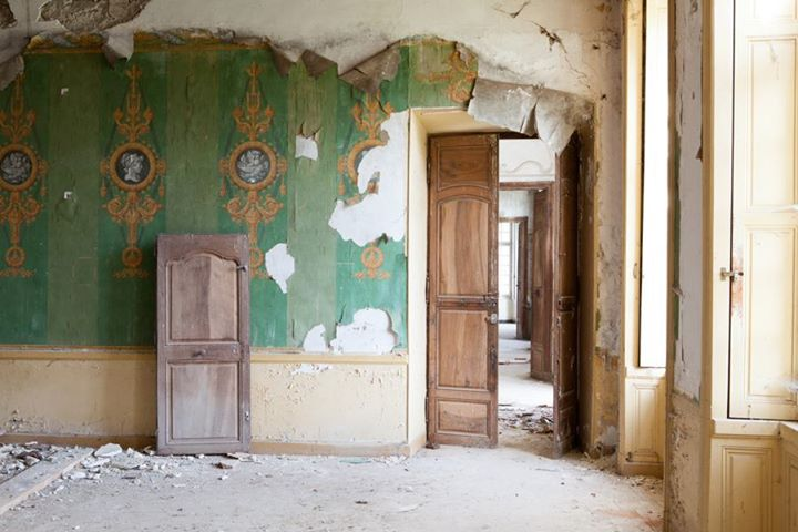 Restoration of an Abandoned French Chateau