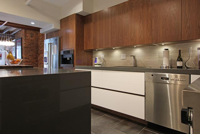 Kitchen cabinets 101 myhome design remodeling for Kitchen cabinets nyc