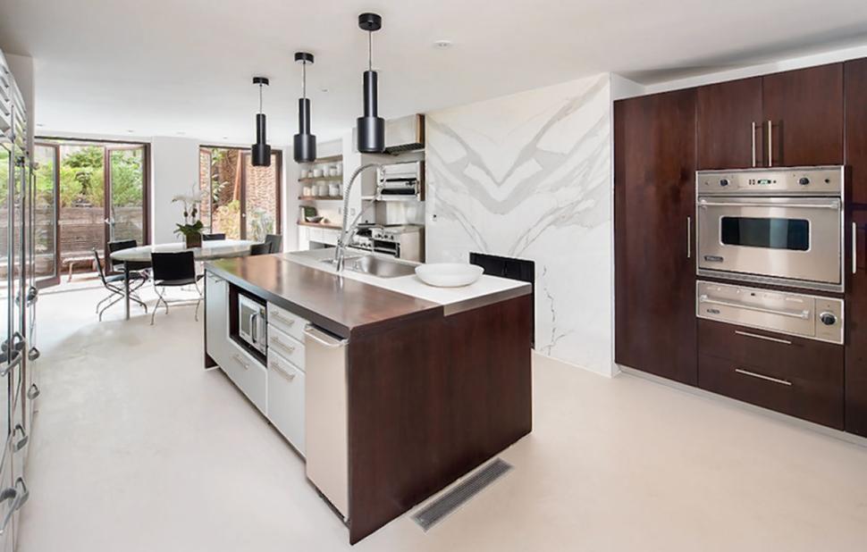 sarah-jessica-parker-townhouse-kitchen