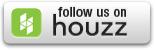 follow us on houzz
