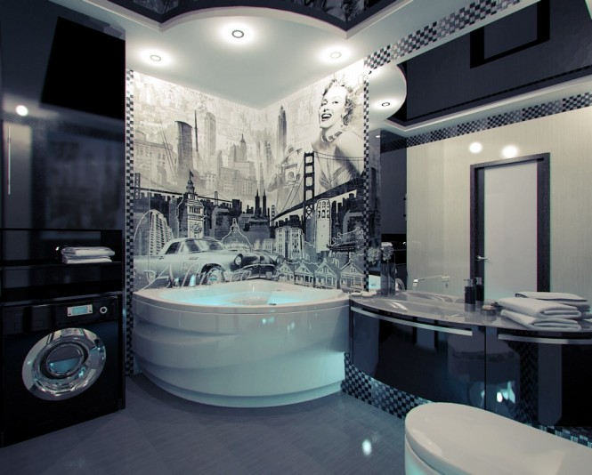 crazy fun bathroom ideas we could all have myhome