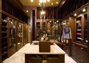 Closet from Heaven: Examples of an Over The Top Closet!