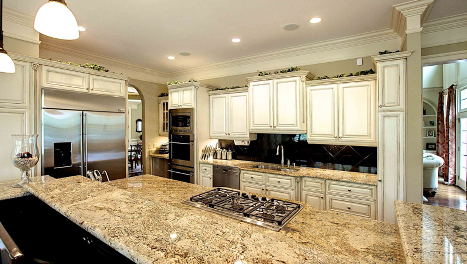 Granite Kitchen Countertops Colors Quartz Countertop Colors Quartz Colors Image Of Quartz Kitchen