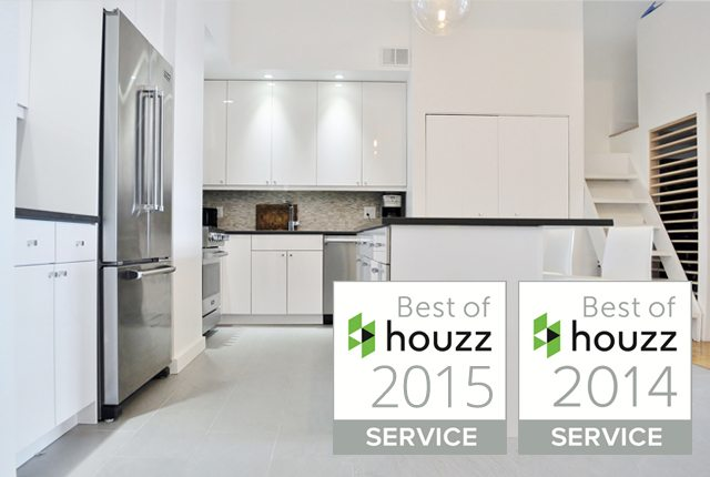 MyHome Wins Best of Houzz 2015 Award for the Second Year in a Row