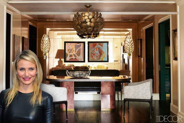 Celebrity Homes NYC: Cameron Diaz