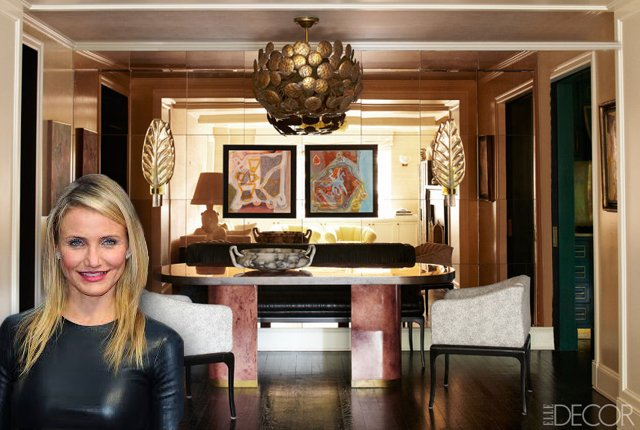 Celebrity Homes NYC: Cameron Diaz