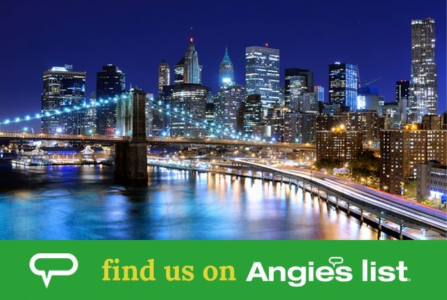 MyHome Makes The Angies List Honor Roll For New York City
