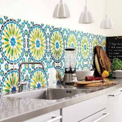 25 Stylish Kitchen Tile Backsplash Ideas - on colorful cottage kitchens, stone kitchen design ideas, colorful kitchen appliances, kitchen island with seating ideas, colorful kitchen islands, colorful country kitchen ideas, colorful small kitchens, blue kitchen ideas, colorful kitchen backsplashes, colorful boho kitchen, kitchen backsplashes ideas, colorful kitchen window treatments, colorful living room decorating ideas, colorful kitchen decor ideas, colorful kitchen tile, colorful dining room ideas, colorful rustic kitchens, hgtv kitchen flooring ideas, colorful kitchen design ideas, red and white kitchen ideas,
