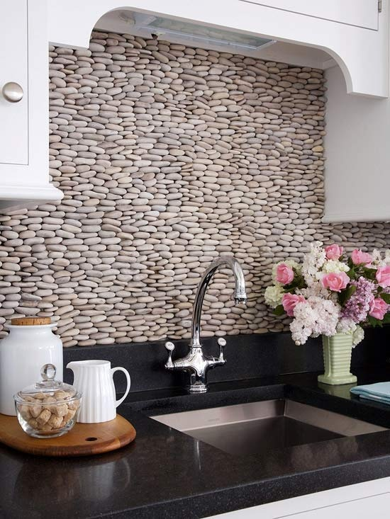 25 stylish kitchen tile backsplash ideas – myhome design   remodeling