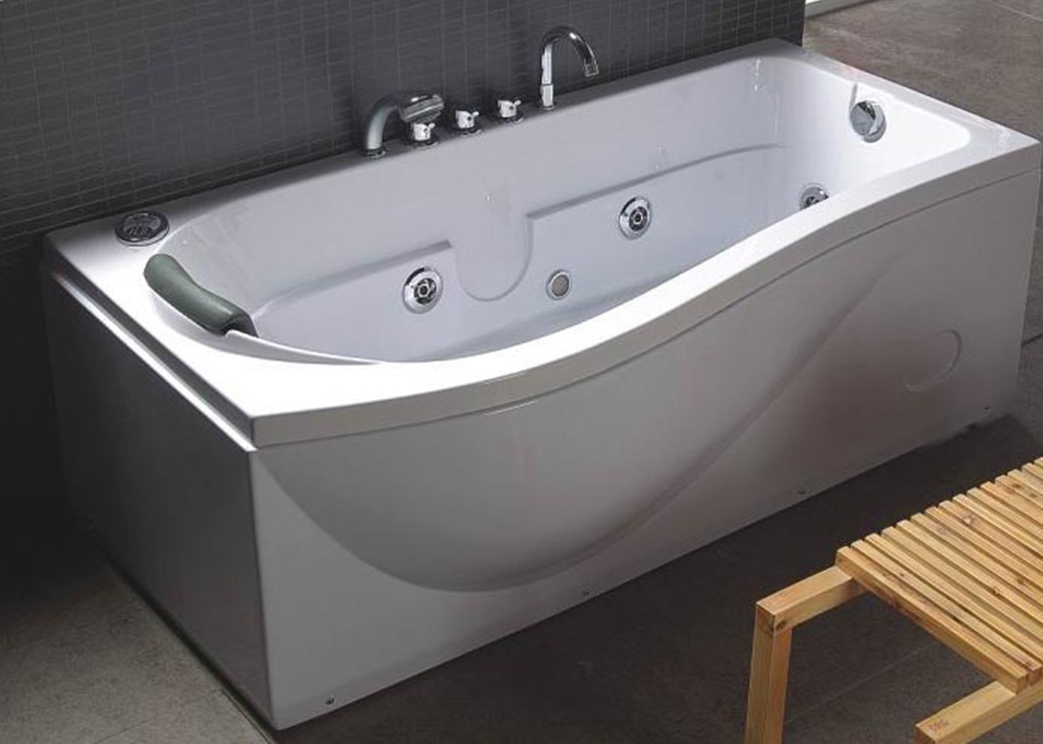 types soaking bathtub b drain home american depot bathtubs standard linen reversible drop n bath the in