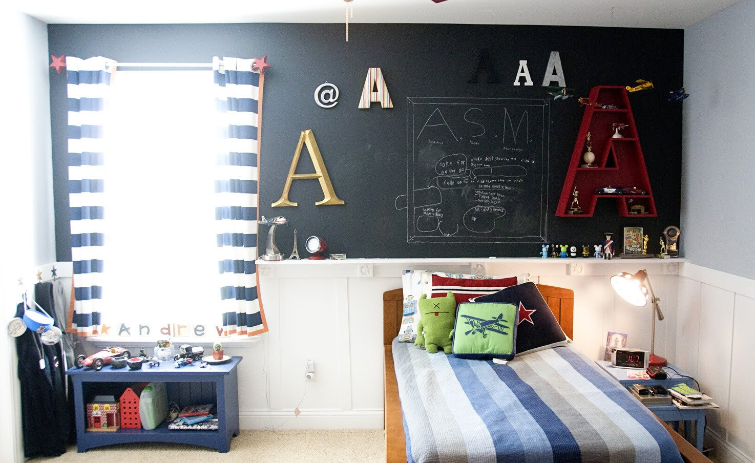 Decorating Ideas for a Kids Bedroom That Will Inspire -