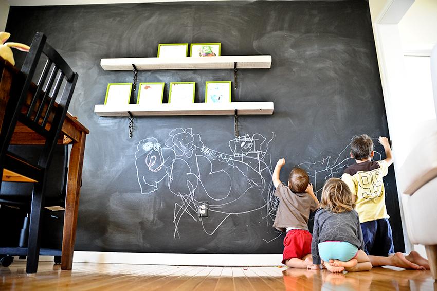 chalkboard-walls (lifehack.org)