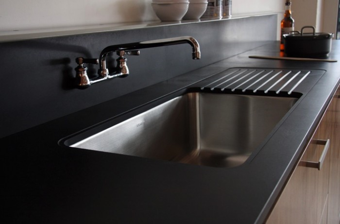 Slate finish a Growing Trend by MyHomeUs.com