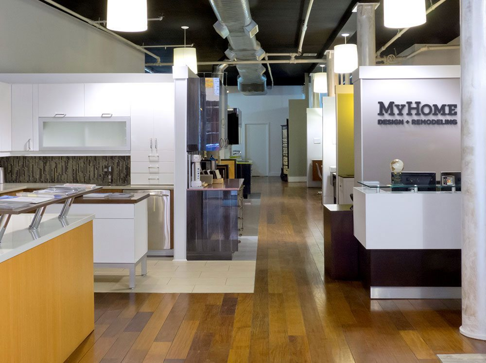 Nyc Kitchen And Bath Showroom Myhome Design Remodeling