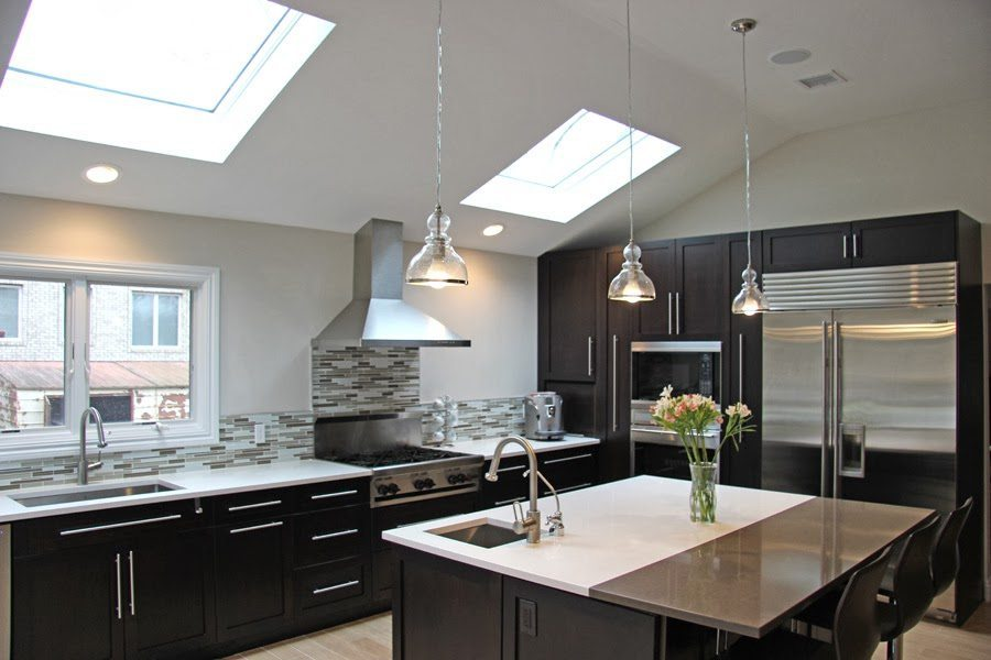 HOW TO MIX MATCH KITCHEN COUNTERTOPS & CABINETS -