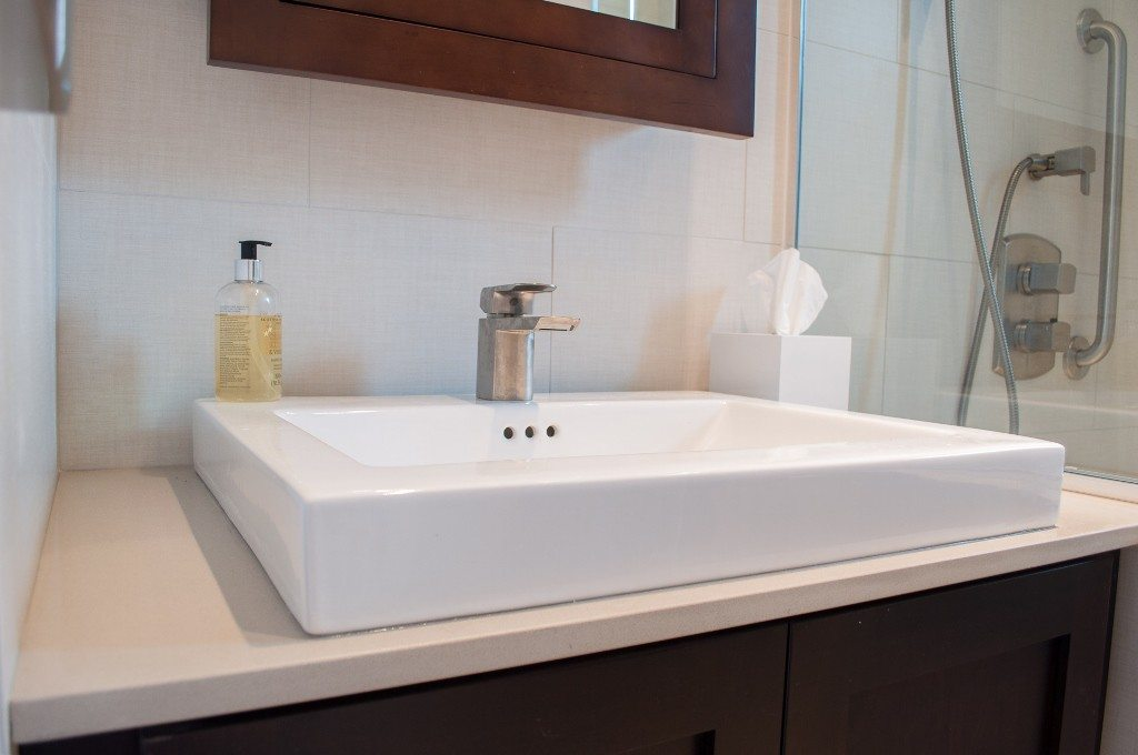 Charmant NYC Trends: Bathroom Vanities   Vessel Sinks. Bathroom Remodel By MyHome  Design U0026 Remodeling