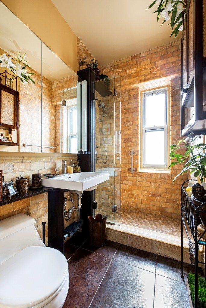 Ordinaire NYC Trends: Bathroom Vanities   The Pedestal Sink. Bathroom Remodel By  MyHome Design U0026