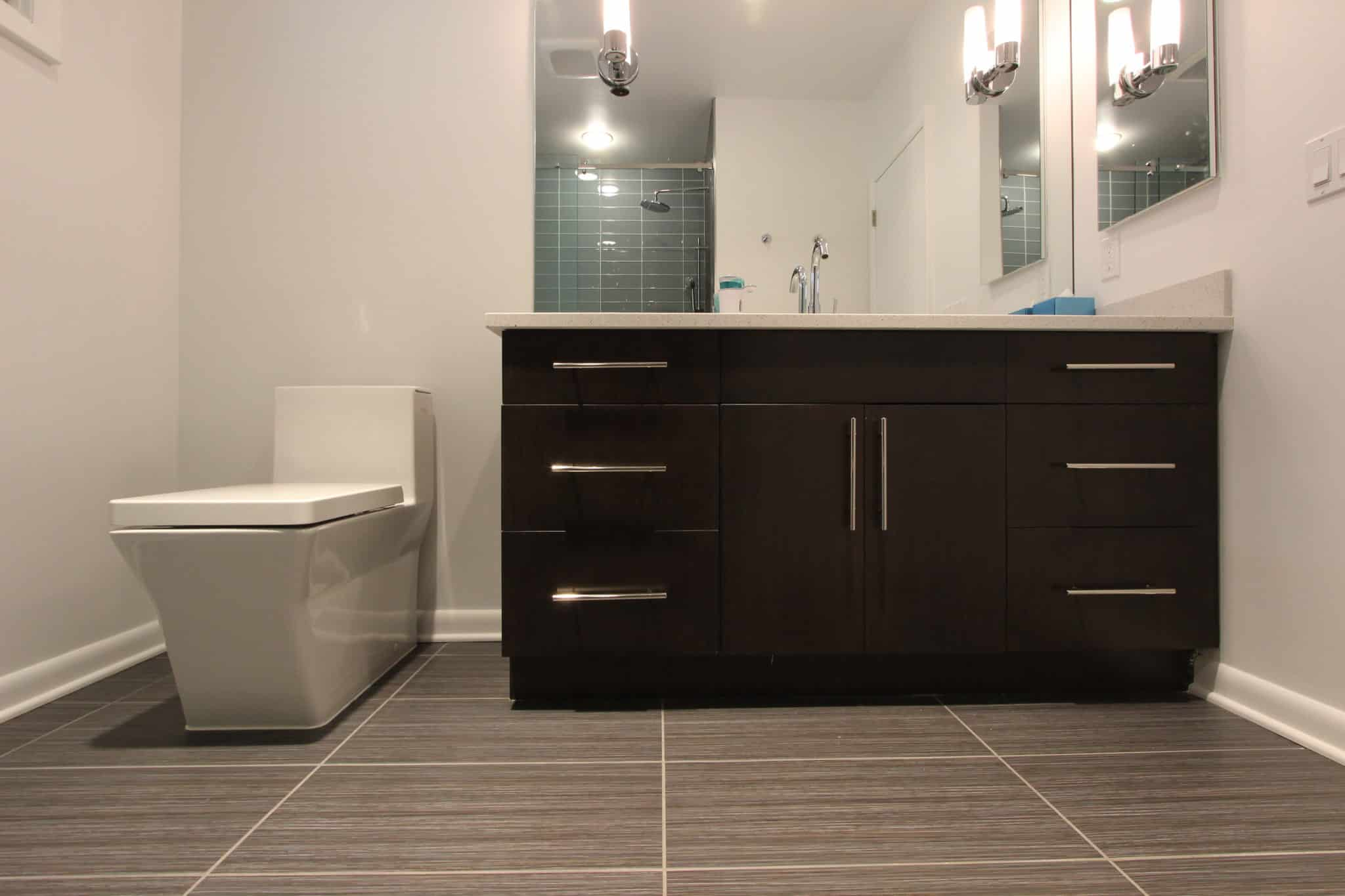 Six Hot Trends In Bathroom Vanities