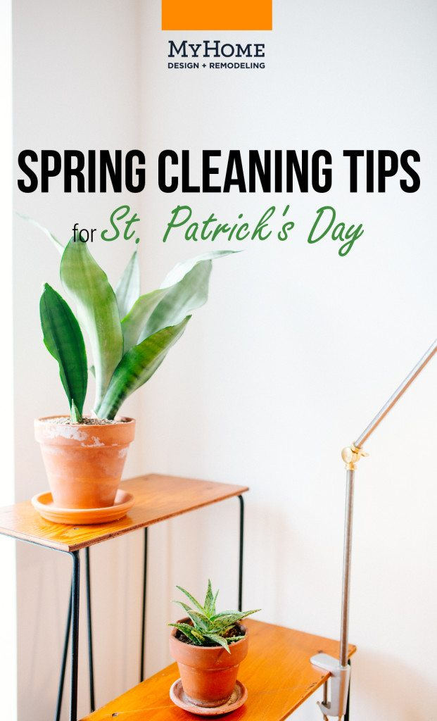 Simple spring cleaning tips for st patrick 39 s day - Five home easy cleaning tips ...