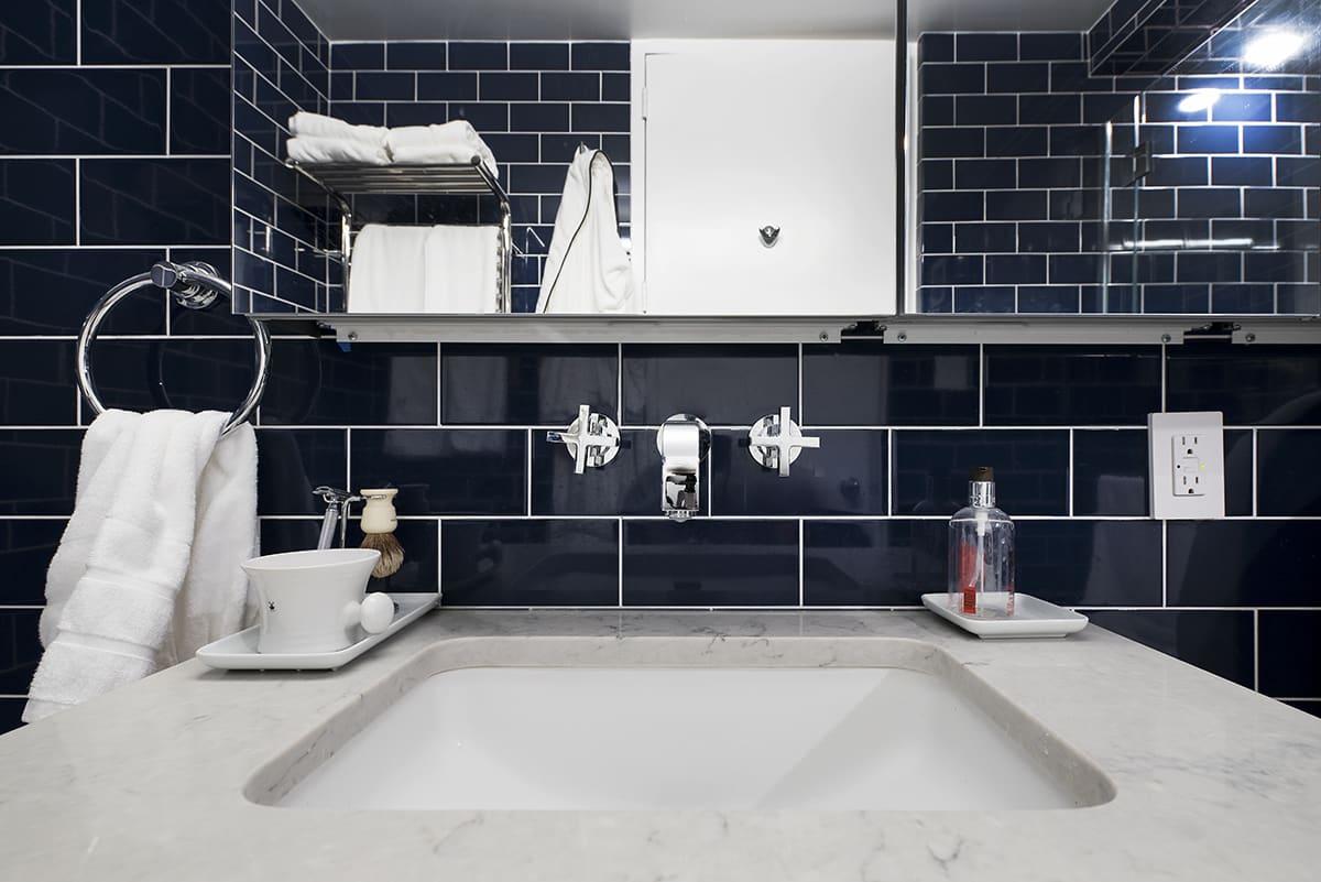 Six Black Bathrooms To Inspire Your Bathroom Remodel