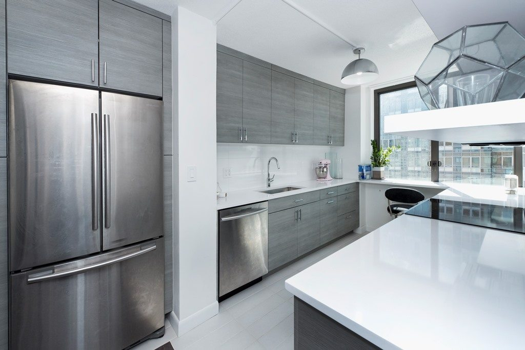 6 Things You Didn't Think Would Fit in a Small NYC Kitchen But Do