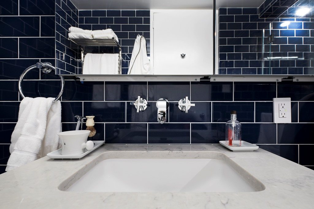 Six Colorful and Bold Styles To Inspire Your NYC Bathroom