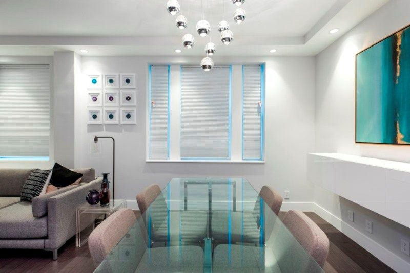 Rooms to Use Soothing Blues in This Summer