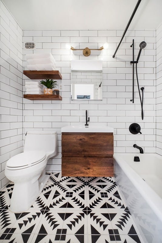 How to choose the right lighting for your bathroom remodel for How to choose bathroom lighting
