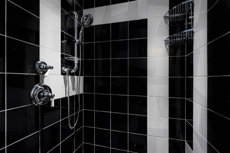 Examples to Inspire Your Tub to Shower Conversion: Kohler fixtures