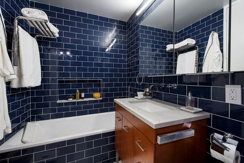 Examples of Blue and White Designs to Inspire Your NYC Home