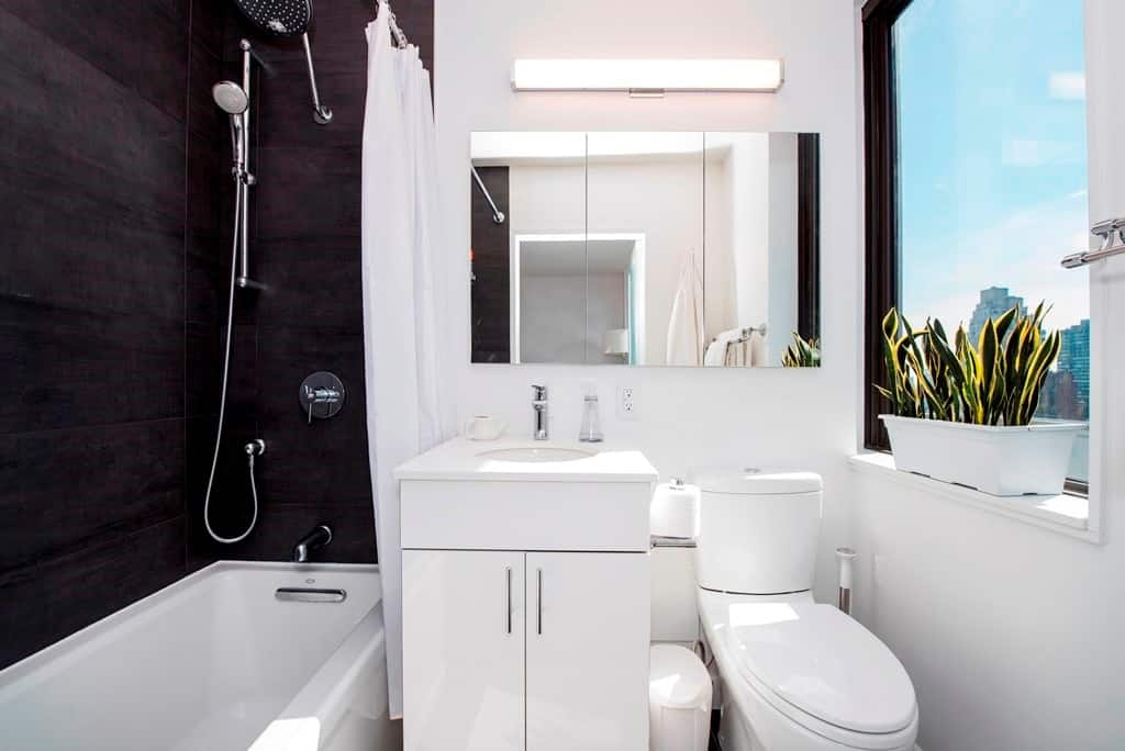 Storage Design Ideas for Your Small Bathroom