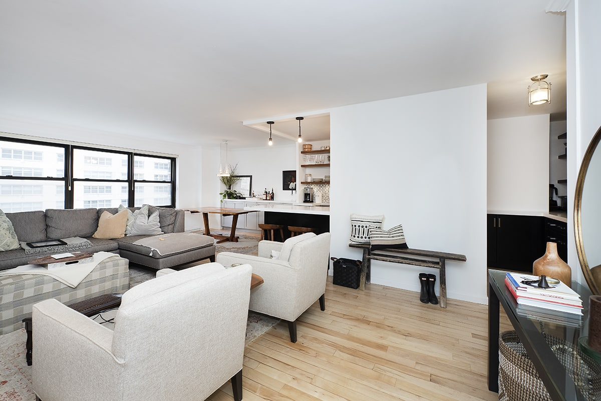 Color Tips to Keep Your NYC Apartment Looking Fresh