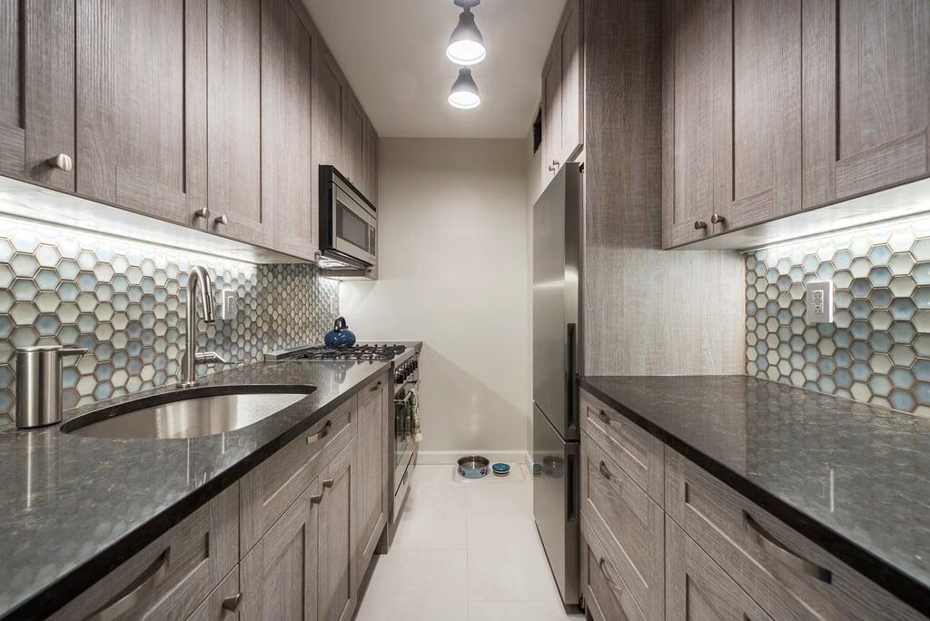 Kitchen Remodeling New York Streamlined Kitchen Renovation Nyc