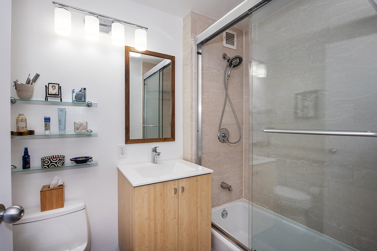 Small Bathroom Design Ideas For Your NYC Apartment