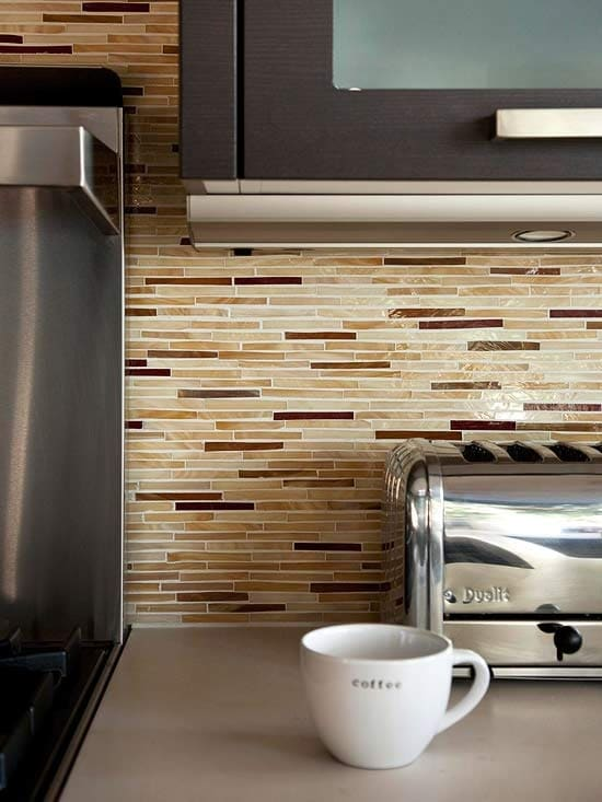 Get Inspired to Take your Backsplash from Boring to Beautiful!