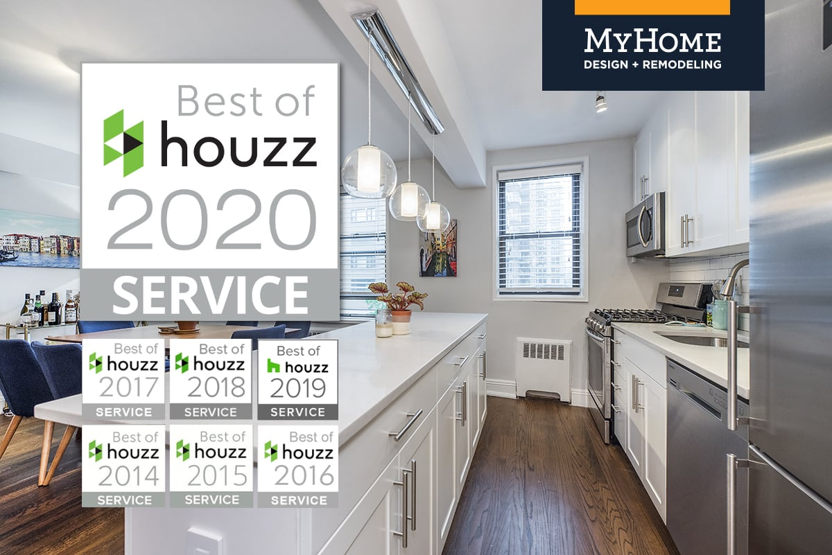 MyHome Wins Best of Houzz 2020 for Seventh Consecutive Year!