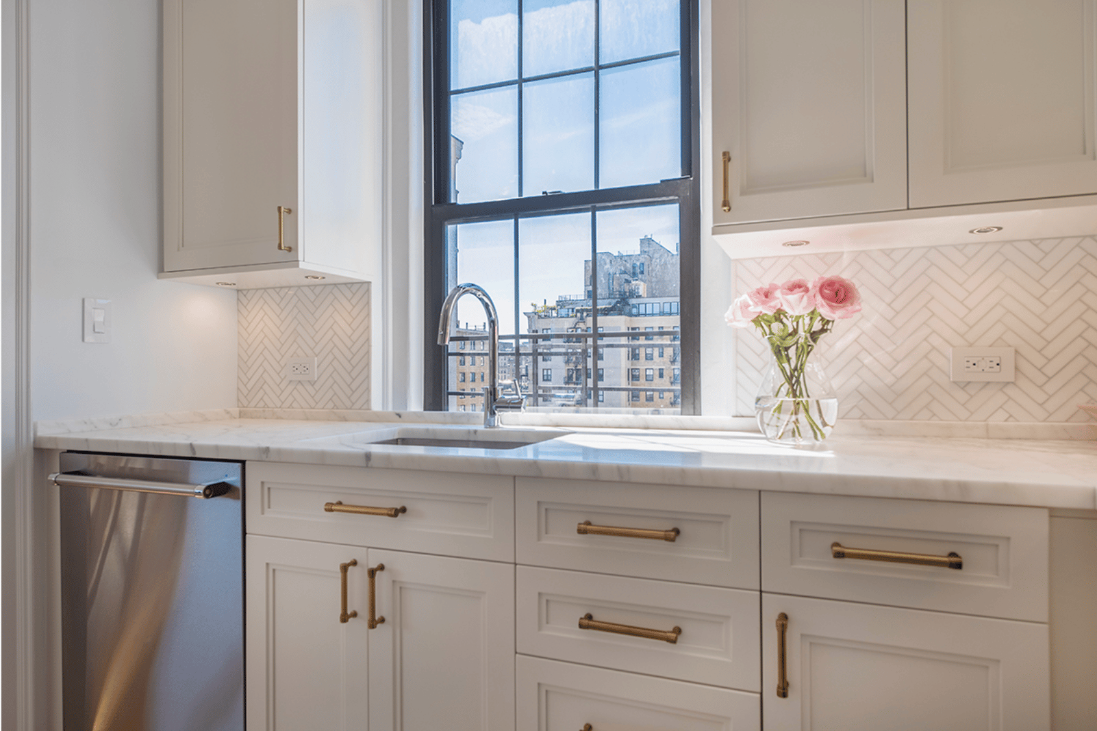 NYC Kitchen Envy! An Upper West Side Kitchen Remodel That Inspires