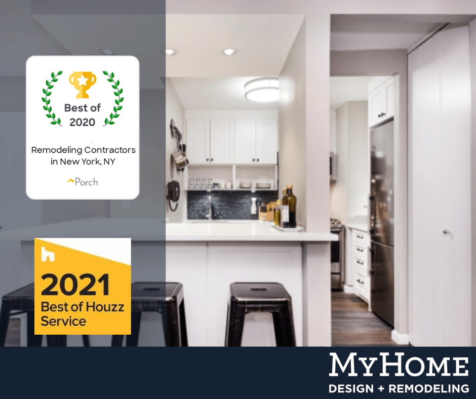 MyHome Receives Two Awards For Excellent Service