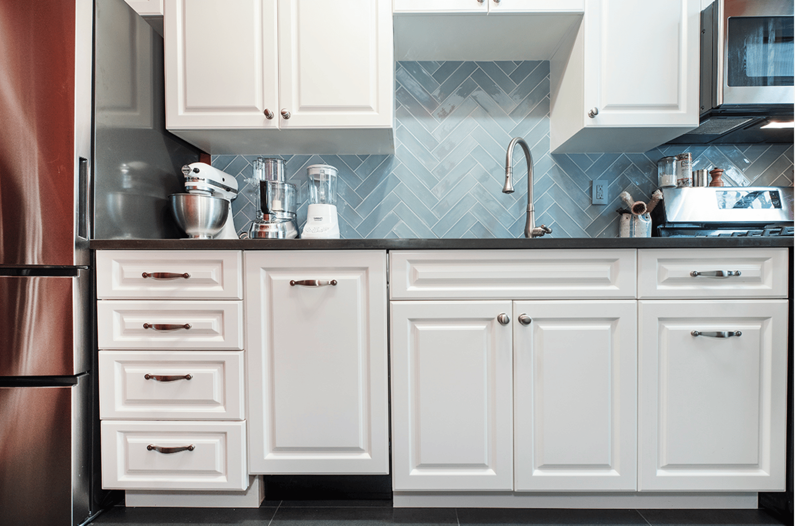 How To Use Grout Color to Accent the Design in Your NYC Apartment