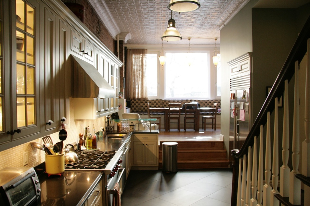 106 West 74th Street - Upper West Side - Kichen Remodel