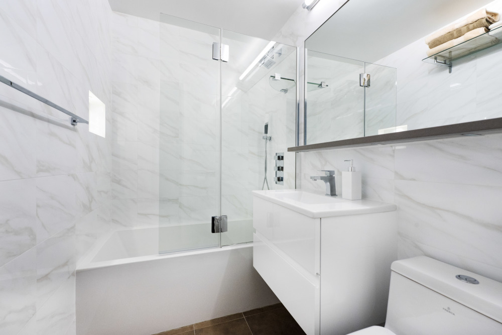 140 West End Avenue - Lincoln Square - Bathroom Renovation