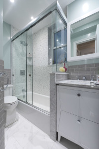 164 West 79th Street - Upper West Side - Bathroom Renovation        Photo #7693