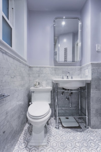 164 West 79th Street - Upper West Side - Bathroom Renovation        Photo #7697