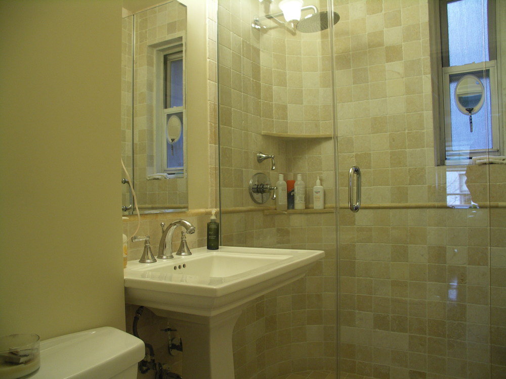 11 West 69th Street - Lincoln Square - Bathroom Renovation